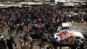 巴格达遭连环恐攻酿94死 IS宣布犯案