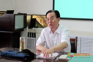 张谦元教授做客兰州理工大学红柳法学