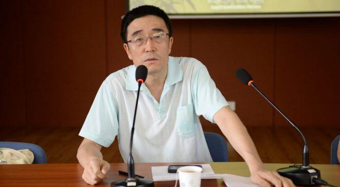 """贺海仁:防止地方立法""""放水""""完善中国特色合法性审查制度"""