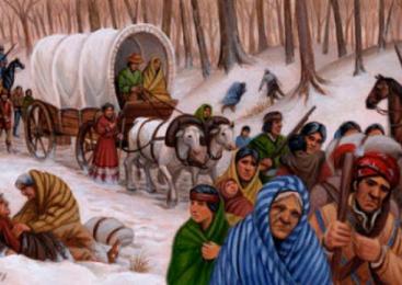 法制史:美国最高院曾宣布印第安人一律不得拥有土地